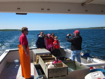 What Is It like to Take a Lobster Boat Tour?