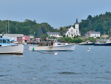 Maine's Working Waterfront