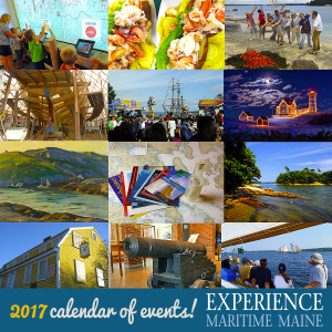 2017 Maine Maritime Events
