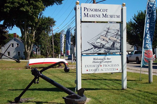 Penobscot Marine Museum
