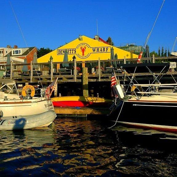 Dennett's Wharf Restaurant & Oyster Bar