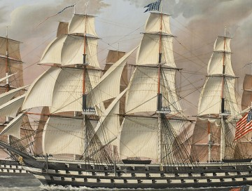 The Coast & the Sea: Marine and Maritime Art in America on Exhibit in Portland