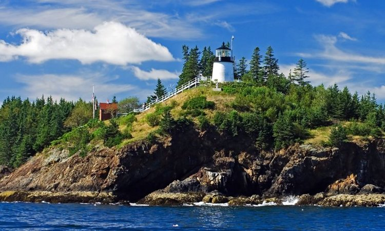 Photo of Owls Head Light House Courtesy of Every Country