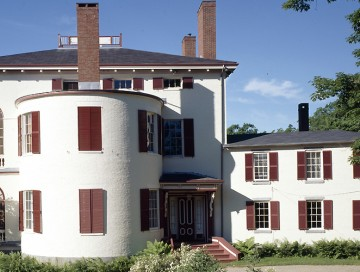 Tour Shipbuilders' Mansions & Industrialists' Vacation Homes in the Historic Waterfront Town of Wiscasset