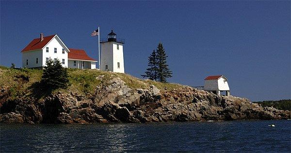 History Of Swan S Island Maine