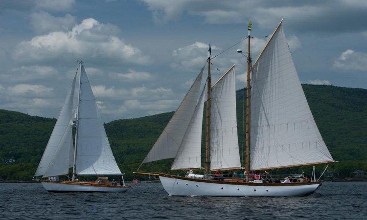 Schooner Olad & Sailing Vessel Owl