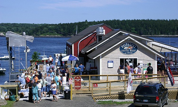 Holbrook's Wharf Lobster