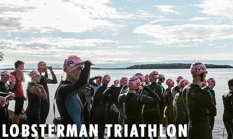 Lobsterman Triathlon (Annual Sept. Event)