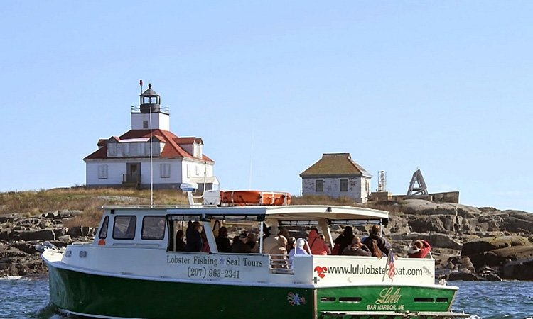 Lulu Lobster Boat Rides