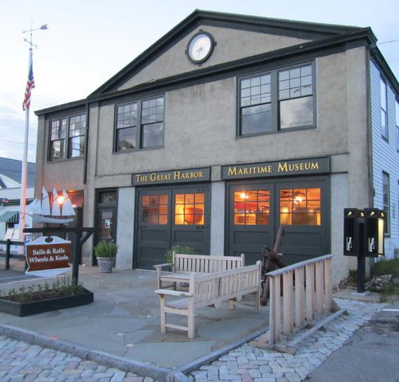 The Great Harbor Maritime Museum