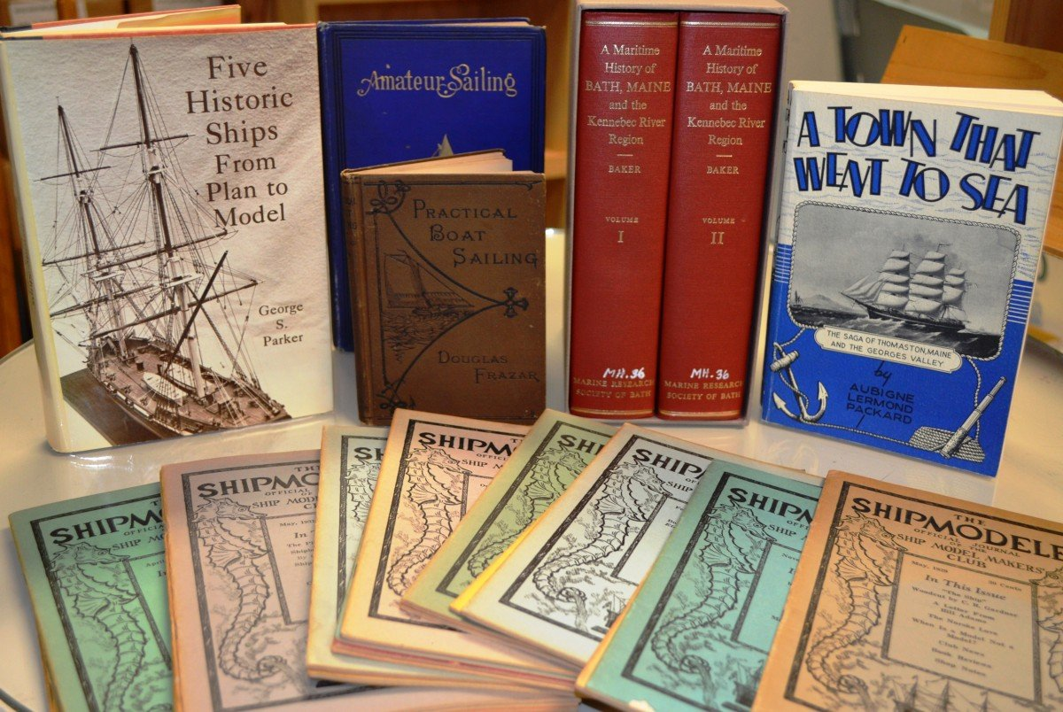 Maine-Maritime-Book-Sale