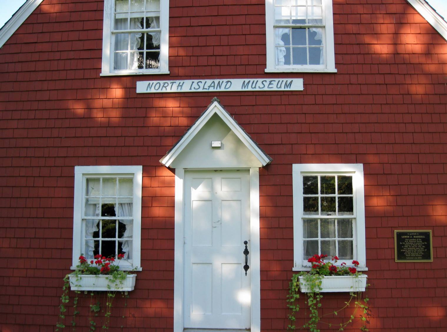 North Haven Historical Society (and North Island Museum)