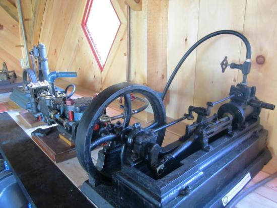 The Sail, Power & Steam Museum