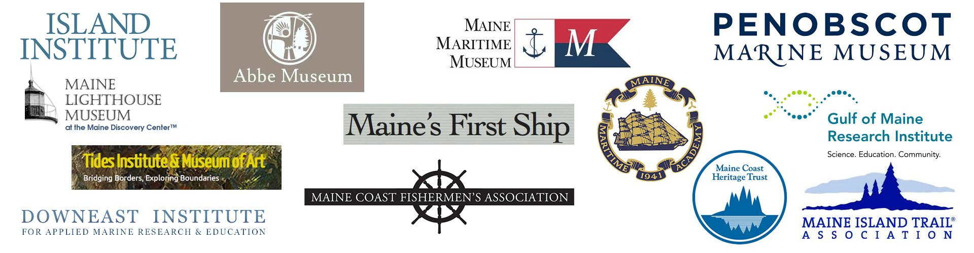 Header Maine Maritime Organizations
