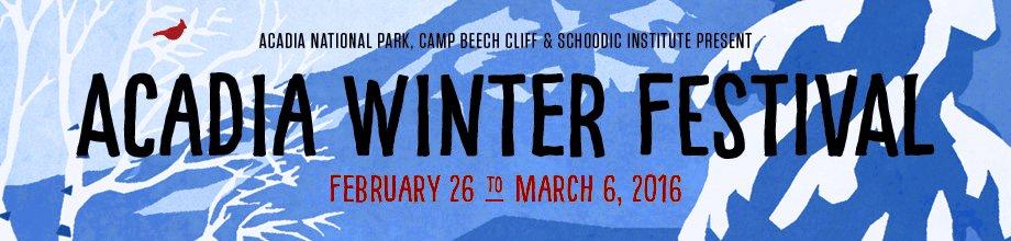 Acadia Winter Festival 2016