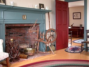Burnham-Tavern-Machias-Maine-Fireplace