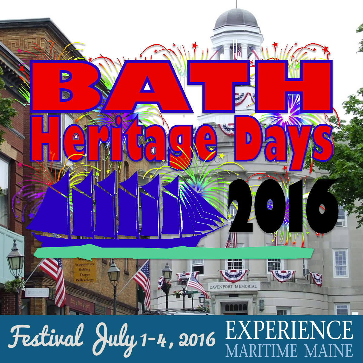 Bath Heritage Days 2016