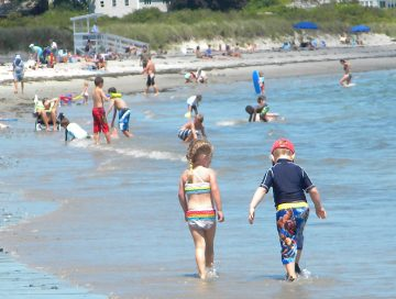 The Coast of Maine: A Prime Playground for Kids