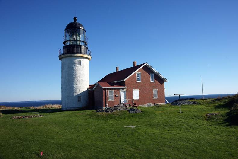 Seguin Island Light Station