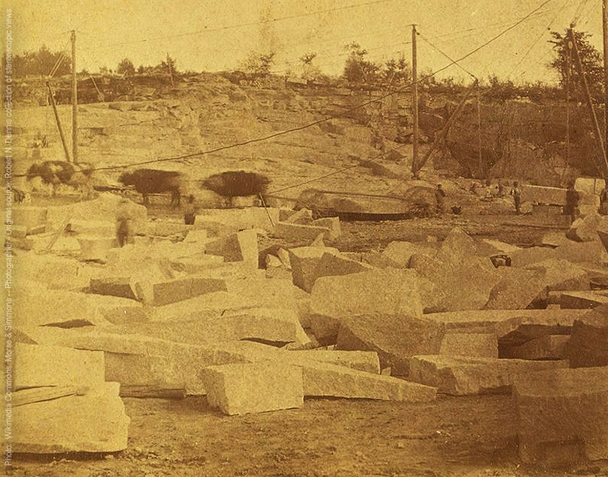 Maine Granite Industry Historical Society