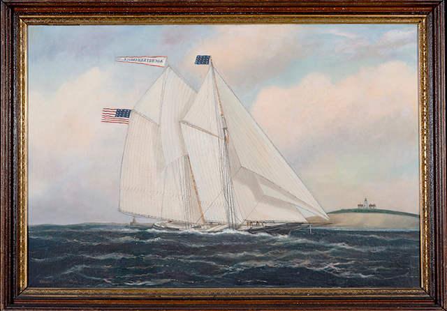 Augusta-E-Herrick Schooner
