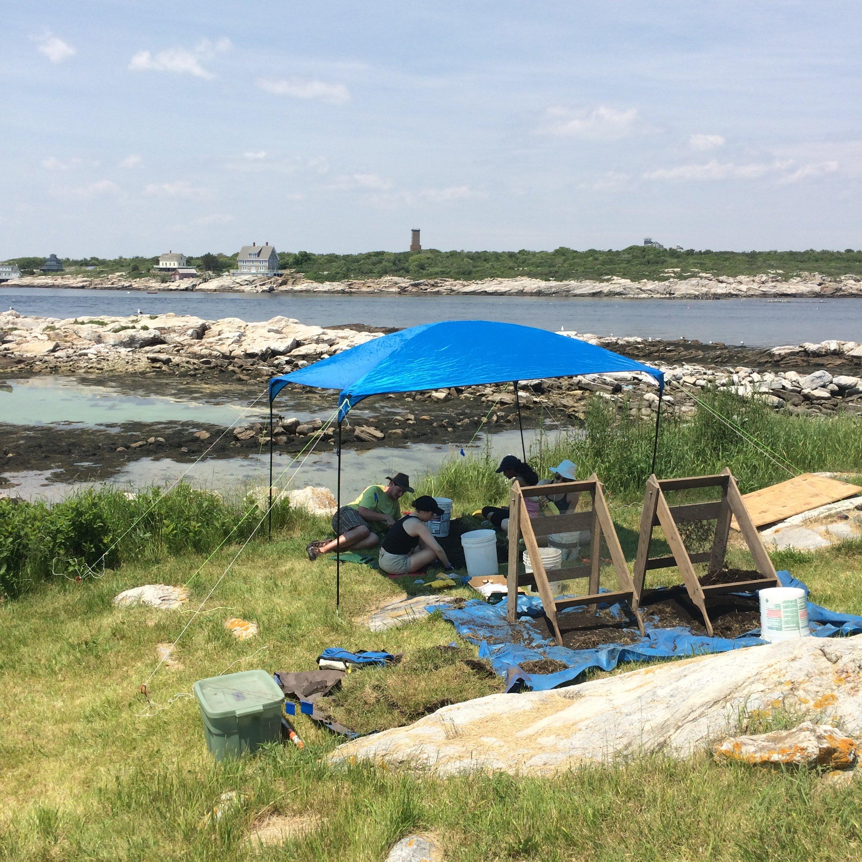 Kittery-Maine-Archeolgical-Dig
