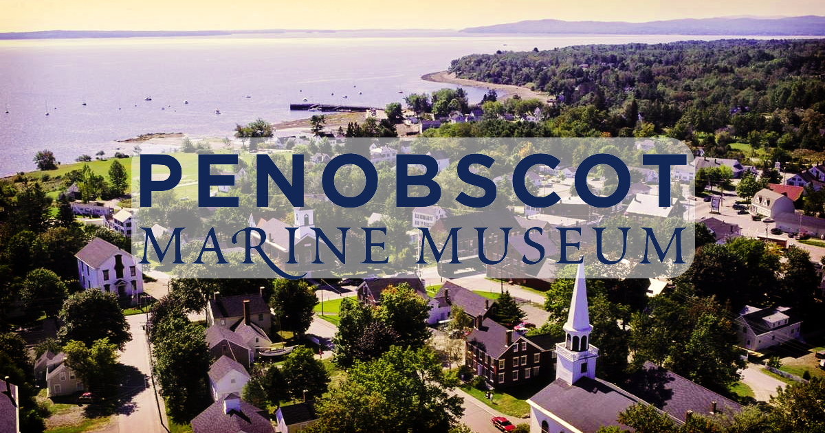 Penobscot Marine Museum in Searsport, Maine