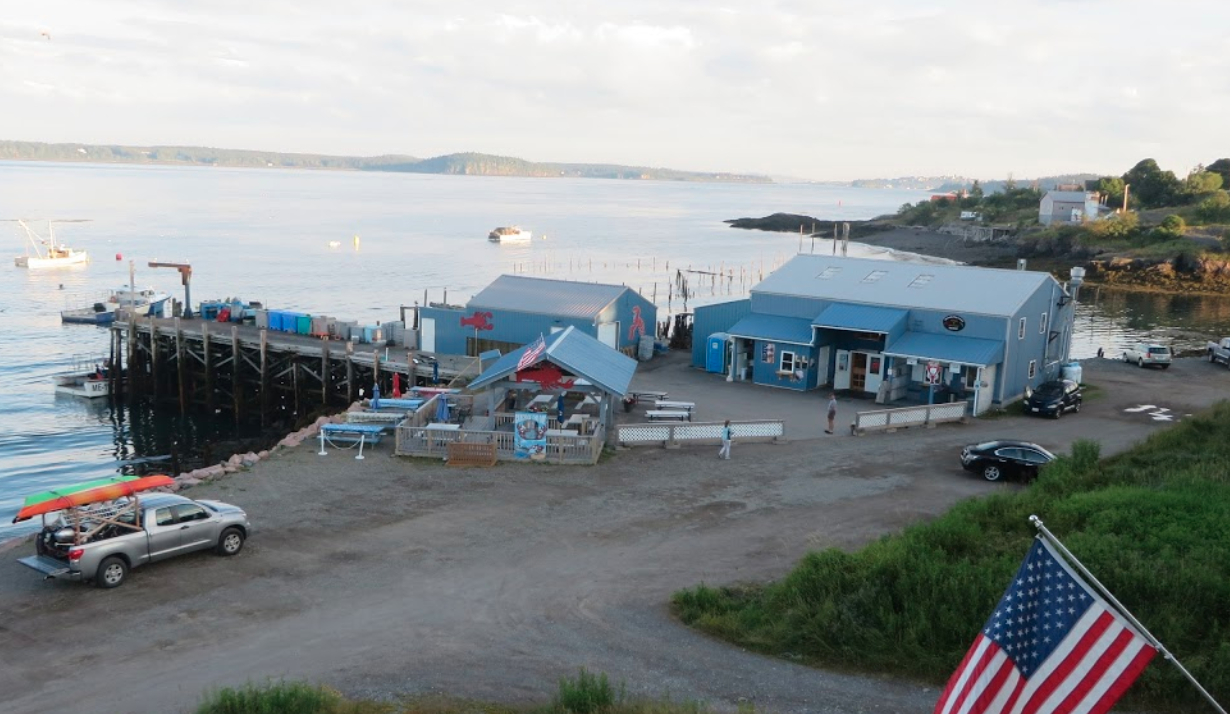 Quoddy Bay Lobster (Fish Market & Lobster Shack)